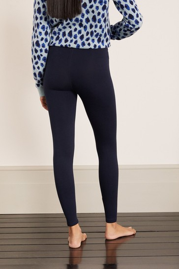 Boden Blue Favourite Leggings
