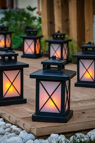 Flickering Lantern by Outdoor Living Company