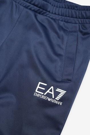 Emporio Armani EA7 Boys Tricot ID Tracksuit