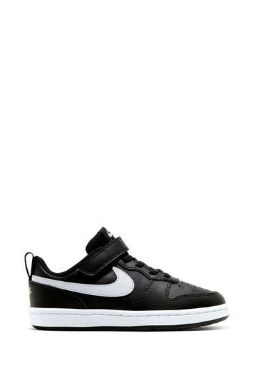 Nike Black/White Trainers