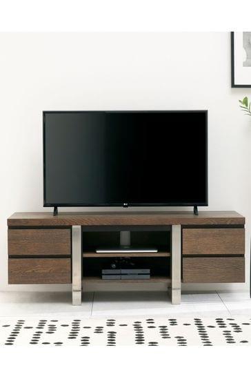 Tivoli Wide Entertainment Unit by Bentley Designs