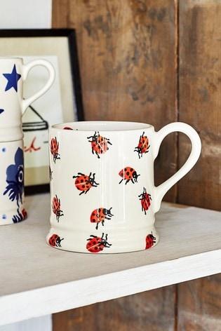 Emma Bridgewater Insects Ladybird Mug