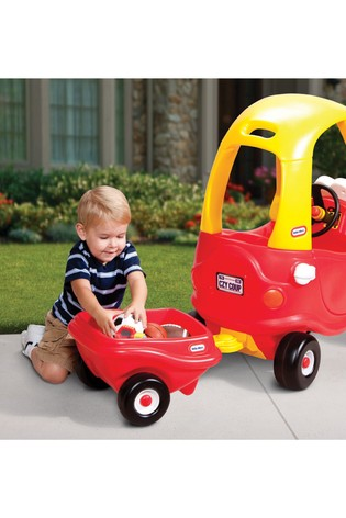 Little Tikes Cozy Coupe Trailer - Red