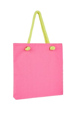 Angels by Accessorize Pink Sunshine Shopper