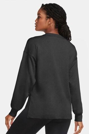 Nike Yoga Fleece Women's Sweat Top