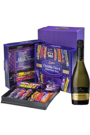 Cadbury Chocolate And Prosecco Gift Set