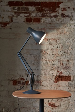 Anglepoise Original 75 Slate Grey Desk Lamp