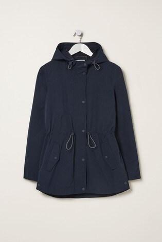 FatFace Blue Primrose Jacket