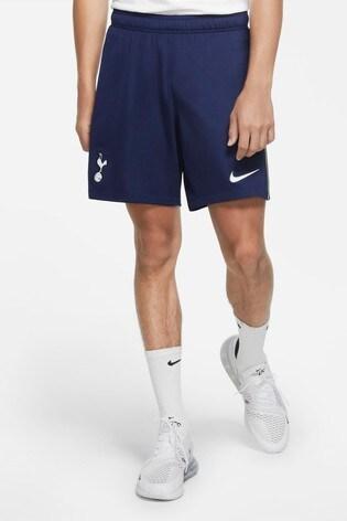 Nike Blue Tottenham Hotspur 20/21 Home Shorts
