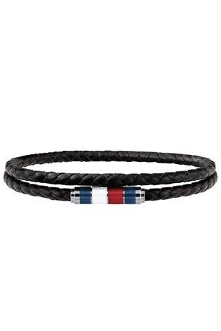 Tommy Hilfiger Mens Wrap Bracelet