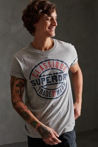 Superdry Workwear Trademark T-Shirt