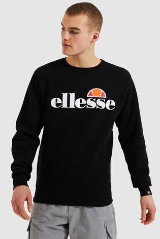 Ellesse™ Black SL Succiso Sweatshirt