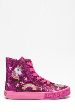 Buy Lelli Kelly Silver Unicorn Glitter