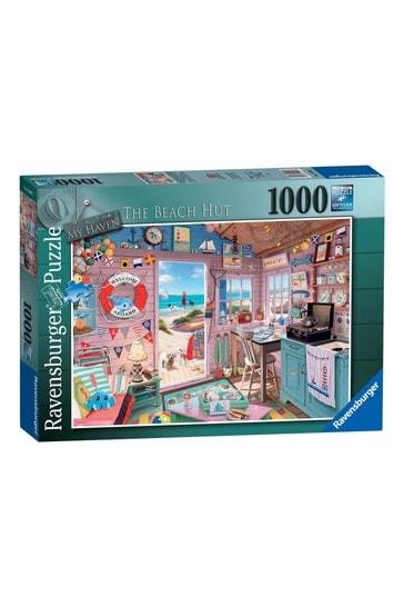 Ravensburger My Haven No 7, The Beach Hut 1000pc Jigsaw Puzzle