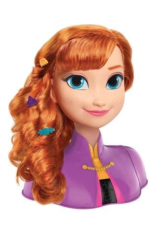 Disney™ Frozen 2 Anna Styling Head