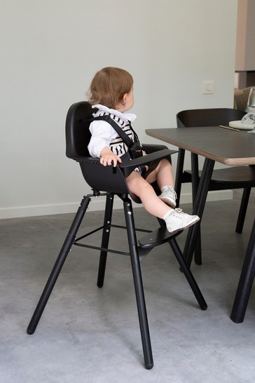 Evolu 2 Chair Black