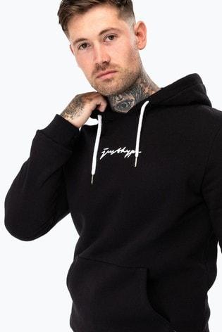 Hype. Mens Scribble Logo Hoody