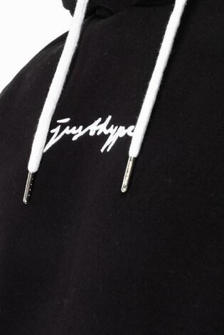 Hype. Mens Scribble Logo Hoodie