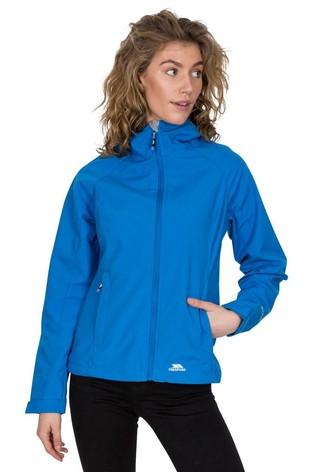 Trespass Blue Aviana - Female Softshell Jacket TP75