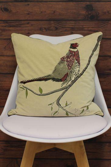 Velvet Cushion by Riva Home