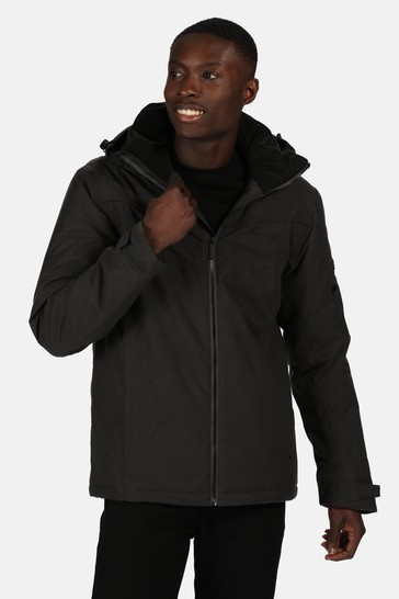 Regatta Grey Highside V Waterproof Jacket