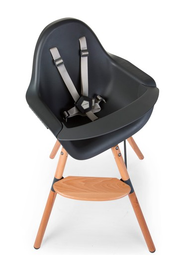 Evolu One.80 Chair Natural and Anthracite