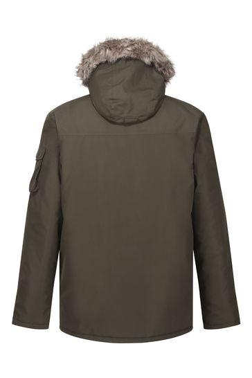 Regatta Green Salinger II Waterproof Jacket