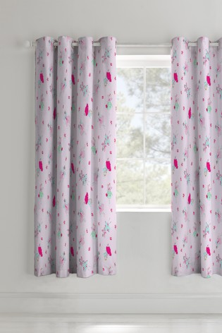 Fairies Eyelet Curtains by Catherine Lansfield