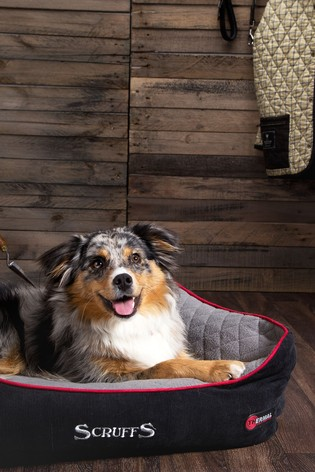 Washable Thermal Extra Large Dog Breed Pet Bed by Scruffs®