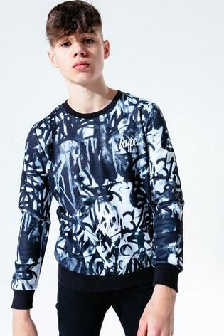 Hype. Marker Pen Crew Sweater