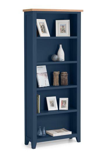 Richmond Tall Bookcase by Julian Bowen