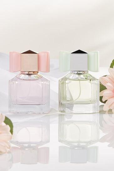 Set of 2 Just Pink & Just Pretty 30ml Eau De Parfum