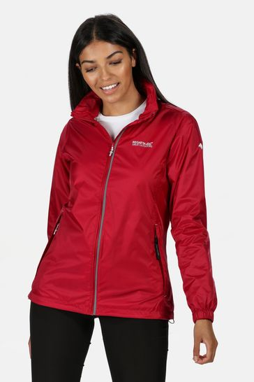 Regatta Pink Corinne IV Waterproof Jacket