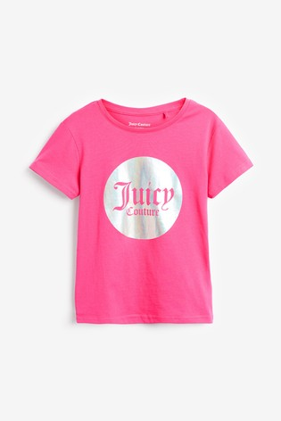 Juicy Couture Holographic T-Shirt
