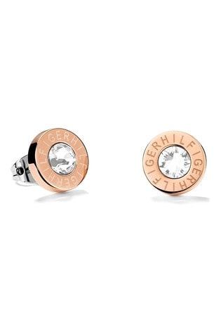Tommy Hilfiger Ladies Stud Earrings