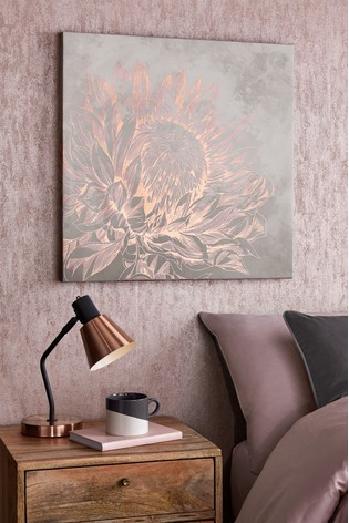 Pretty Protea Wall Art by Art For The Home