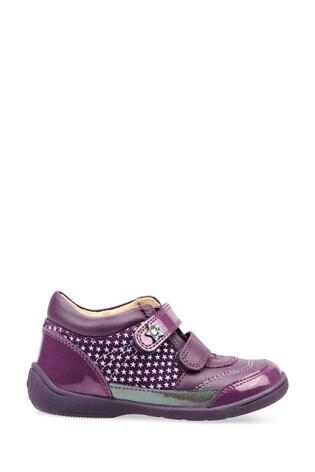 Start-Rite Purple Story Shoes