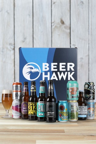 Beer Hawk Cheers Dad Craft Beer Crate