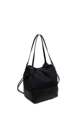 Radley Black Dane Park Large Open Top Tote Bag