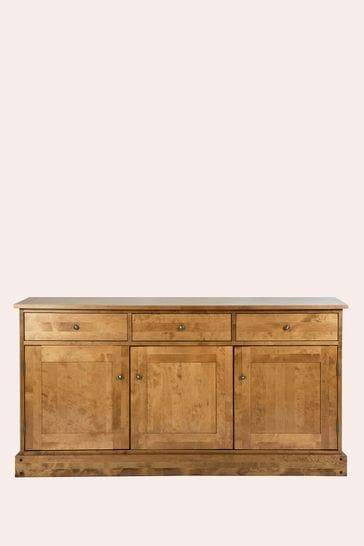 Garrat Honey 3 Door 3 Drawer Sideboard by Laura Ashley