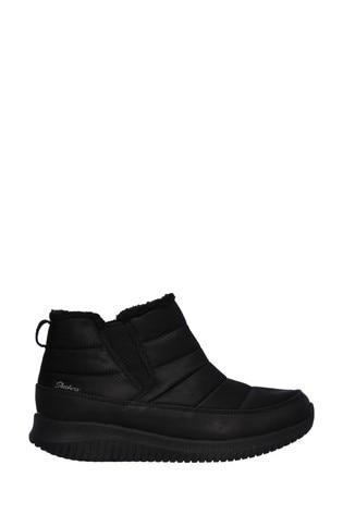 Skechers® Black Ultra Flex Shawty Trainers