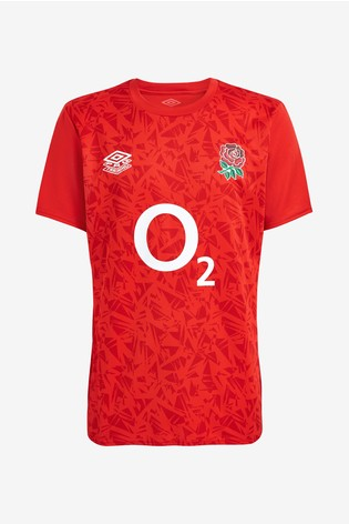 Umbro England Warm Up Jersey