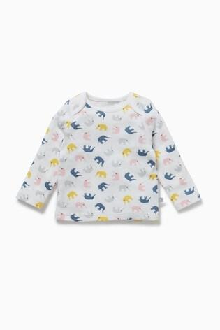 MORI Animal Little Elephant Everyday T-Shirt