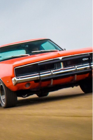 Dodge Charger American Muscle Car Blast Gift by Virgin Experience Days