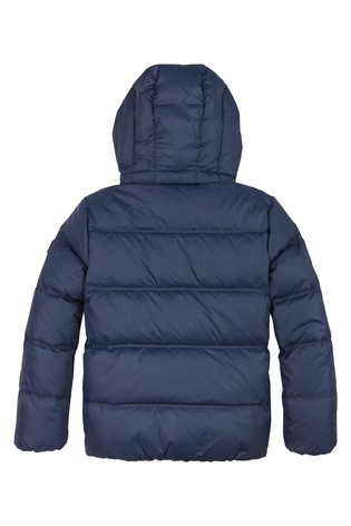 Tommy Hilfiger Blue Essential Down Jacket