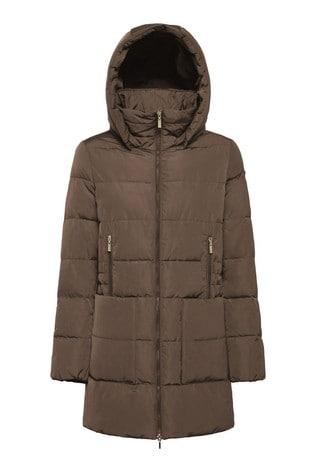 Geox Women's Asheely Otter Jacket