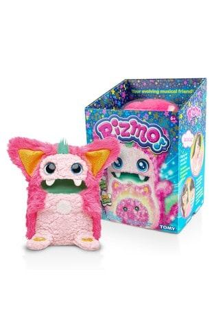 TOMY Rizmo Interactive Pet Friend - Berry