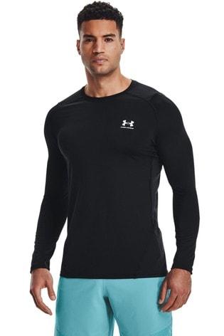 Under Armour HeatGear Fitted Long Sleeve T-Shirt