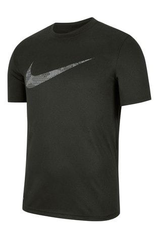 Nike Swoosh Camo Training T-Shirt