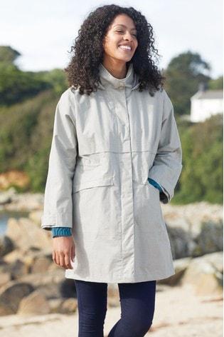 Seasalt Grey Islander Bass Coat